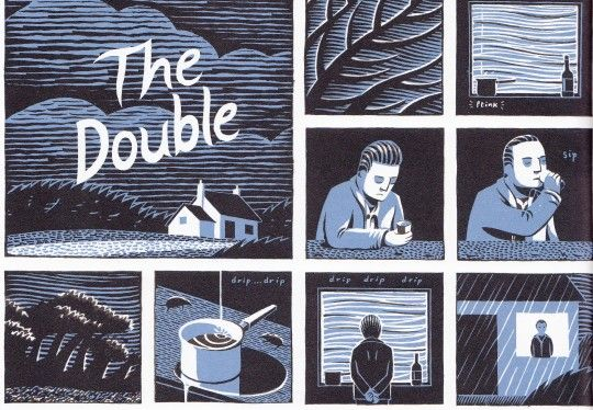 Nobrow 6 The Double1 Jon McNaught
