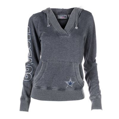 NFL Shop Dallas Cowboys Ladies Magnolia Hoodie - Navy Blue $49.95