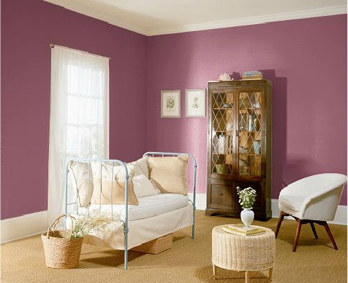 Bedroom Behr Berries And Cream 100d 5 New Apartment - behr home decorators collection cream new