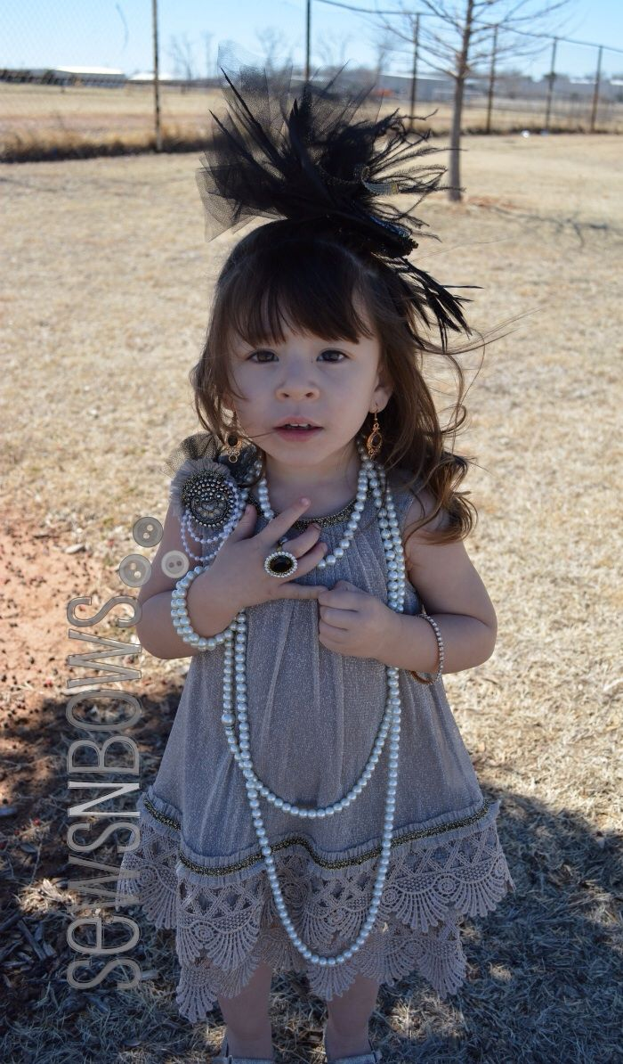 baby shirt refashioned into toddler dress up clothes