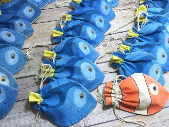 Buscando a Nemo y encontrar Dory fiesta fuente por SpanishVelvet