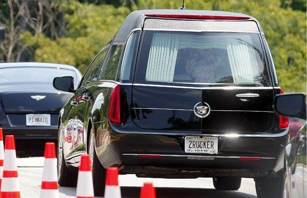 Cazuza: Após briga de família, funeral da filha de Whitney...