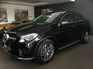 Mercedes-Benz All Type: Mercedes Benz GLE 400 AMG COUPE & GLE 250d