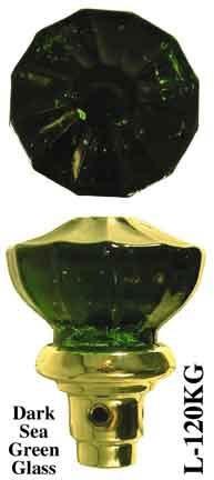 colored glass door knobs. sea green glass door knobs set colored d