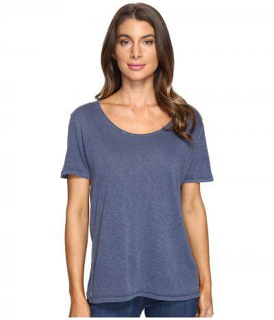 LAmade - Otis Tee (Denim) Women's T Shirt