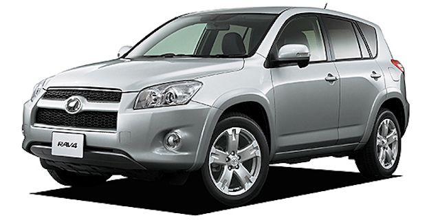 日本 Toyota RAV4 要停產了?原來要改賣這款車 - 自由電子報汽車頻道