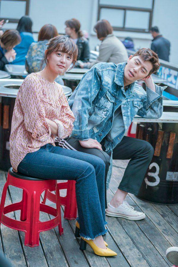 Fight for My Way behind the scenes teaser shoot | Park Seo-joon| Kim Ji-won | Bah+Doo