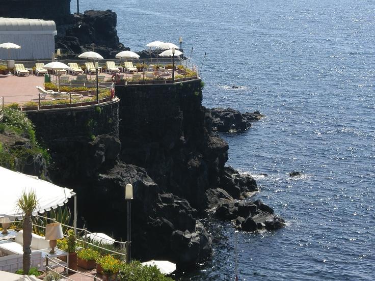 Scogliera a #Catania