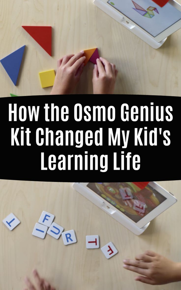 HOW OSMO CHANGED MY KID'S LEARNING