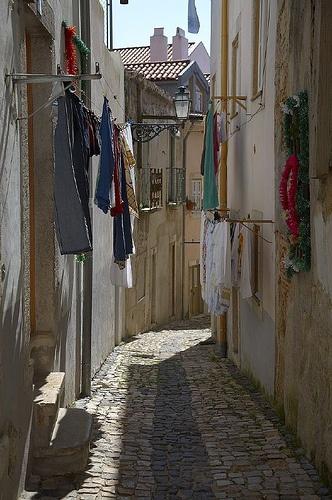 Calle de Lisboa  Portugal