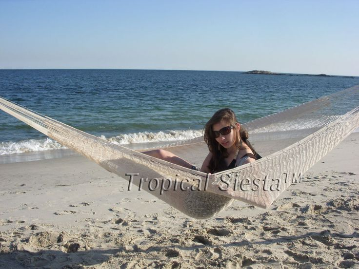 New Cotton Double Mexican Hammocks | Unique Breezy Point® Mayan Hammock Handmade #BreezyPoint