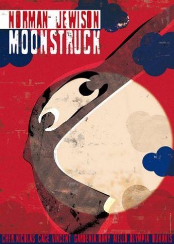Moonstruck, Polish Poster