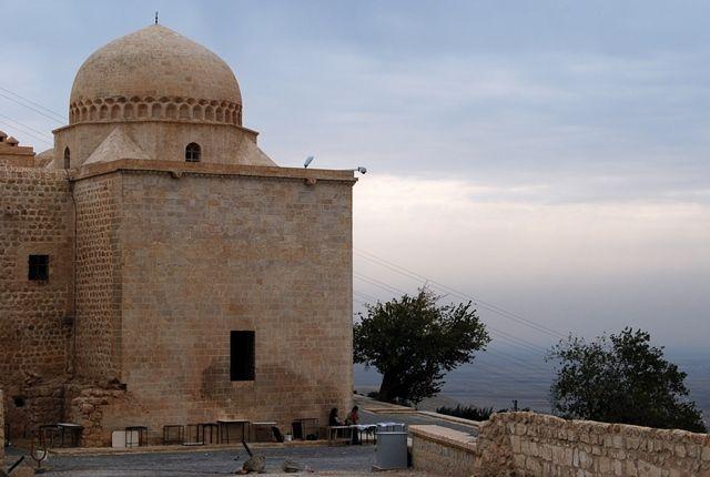 Kasimiye Medresi, an old Islamic school. #mardin # turkey #travel