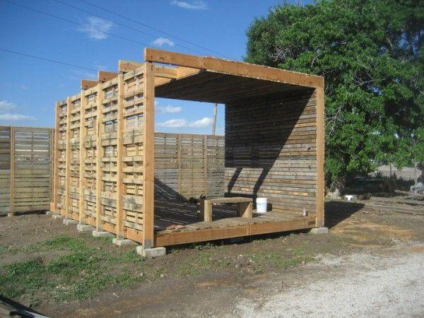 Pallet Learning Cube UC Denver Design Build 2010