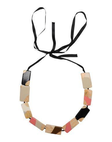 Marni Collier Femme sur YOOX.COM. La meilleure sélection en ligne de Colliers Marni. YOOX.COM produits exclusifs de designers italiens et internationaux - Paiements sécurisés - Retour Gratuit