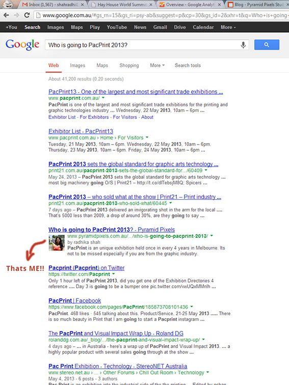 Google Authorship - Pyramid Pixels Studio | Pyramid Pixels Studio
