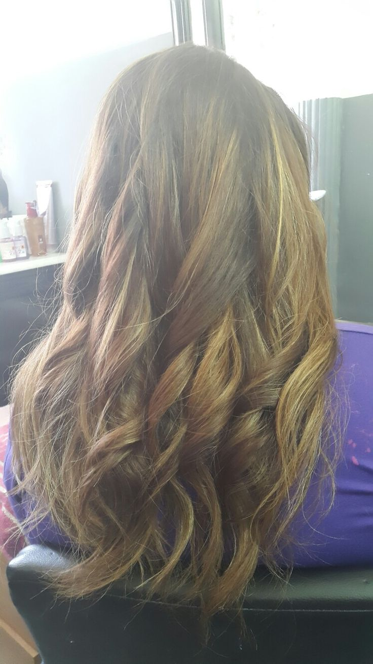 1000 Ideas About Balayage Miel On Pinterest Balayage