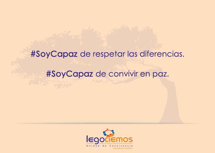 #SoyCapaz