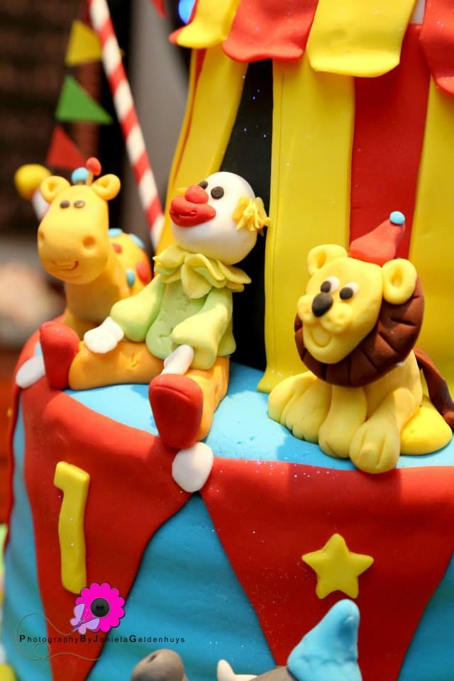 More Birthday Cake detail