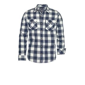 A comfortable fit across the shoulders and through the body, our men's classic fit shirts come in long and short sleeve styles and a range of prints and patterns.