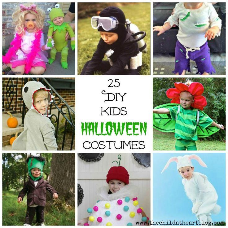 12 best Kids Halloween costumes images on Pinterest Costume ideas - kid halloween costume ideas