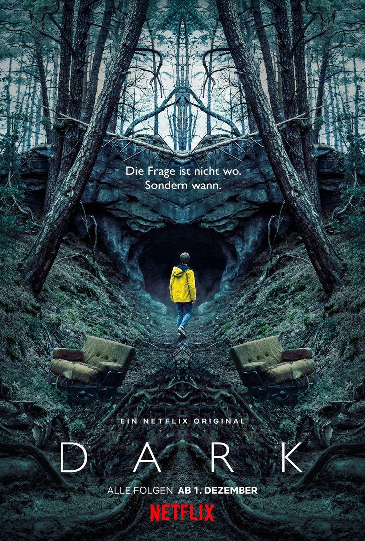 Dark una serie de TV dirigida por Baran bo Odar, Jantje Friese con Louis Hofmann, Oliver Masucci. Dark es una serie original de Netflix del género de thriller de misterio con toques de fantasía sobrenatural. Esta serie es el primer proyecto que la compañía de streaming desarrolla que está escrita, rodada y producida en Alemania.Amb...