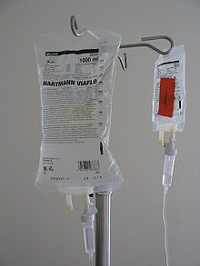 Intravenous therapy - Wikipedia, the free encyclopedia