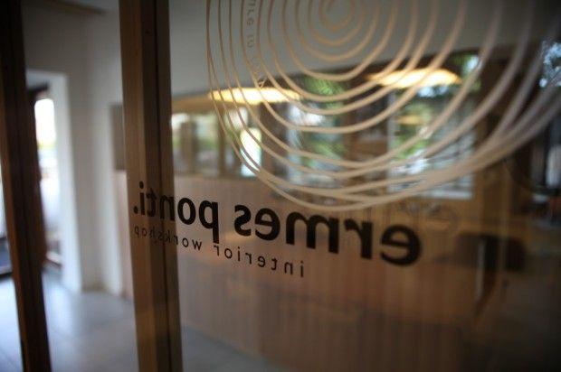 [From the Italian blog] Interview in Italian: ermesponti - [intervista] Conoscere Design-Apart: incontriamo #Ermesponti