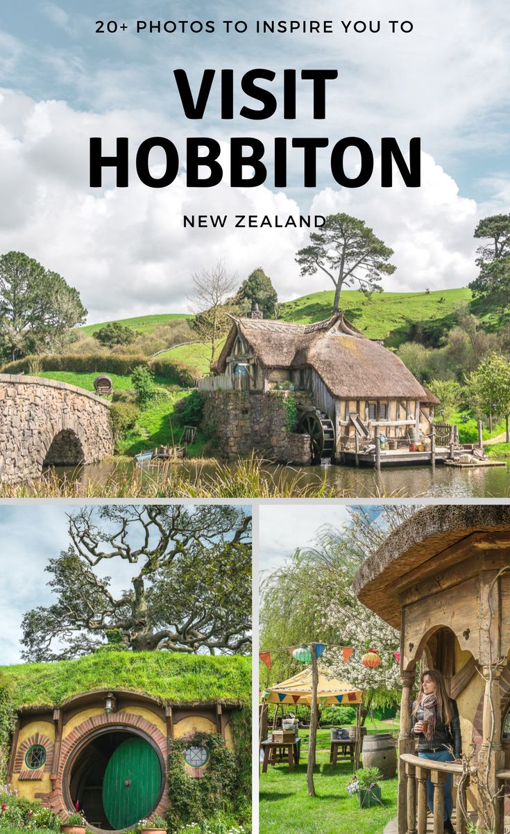 20+ photos to inspire you to visit Hobbiton - New Zealand - Non Stop Destination
