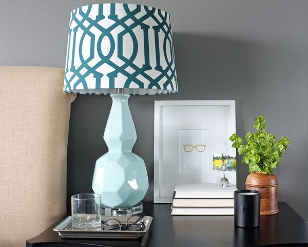 how to decorate his nightstand bedroom pinterest