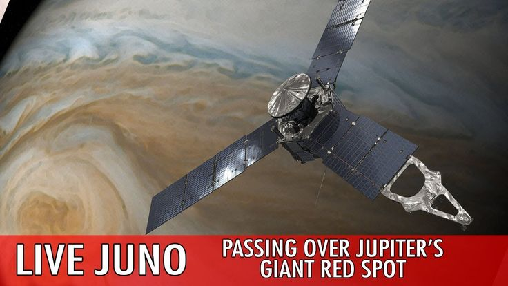 NASA Juno Live : Real time simulation - Follow as it passes of Jupiter's...