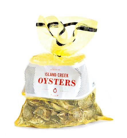 100-Count Bag - Island Creek Oysters