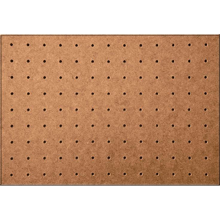 Masonite 1830 x 1220 x 4.8mm Diagonal Pegboard