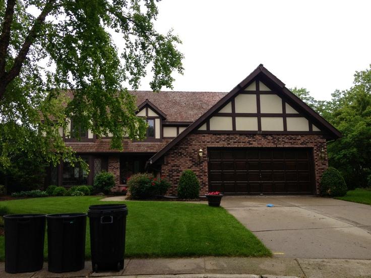 Tudor Style Home 9 best tudor style landscaping images on pinterest | tudor style