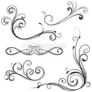 cute scroll stencil designs. fancy stencils  Kays makehauk co