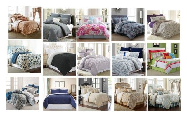 """""""Luxury Comforter Sets"""" by yousaf-1 ❤ liked on Polyvore featuring interior, interiors, interior design, home, home decor and interior decorating"""