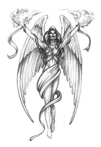 female warrior angels pictures of baby angel tattoos designs angel tattoo pictures tattoos. Black Bedroom Furniture Sets. Home Design Ideas