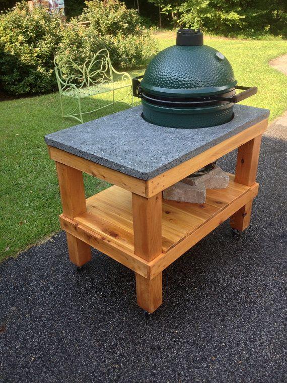 97 Best Big Green Egg Tables Images On Pinterest | Big Green Egg Table, Big  Green Eggs And Big Green Egg Outdoor Kitchen