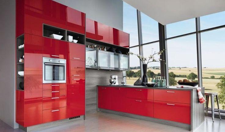 Express Küchen -  Aufregendes Design für außergewöhnliche Küchenlösungen! Top moderne E-Geräte und eine offene Gestaltung zum Wohnraum lassen Küchenträume wahr werden. Mehr Ideen auf flamme.de