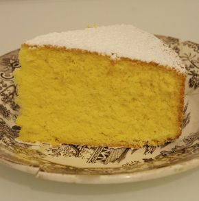 torta paradiso di Santin | Dolci Gusti