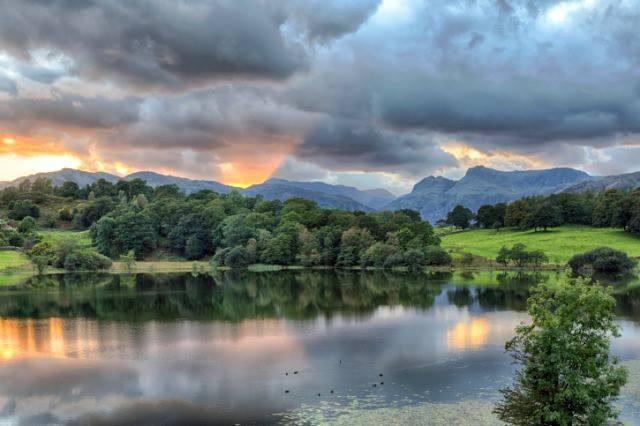 The Lake District, England  #RePin by AT Social Media Marketing - Pinterest Marketing Specialists ATSocialMedia.co.uk