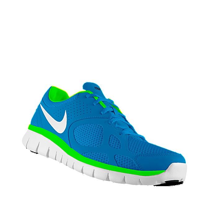 NIKEiD. Custom ES Zapatillas de running Nike Flex 2012 Run iD - Hombre