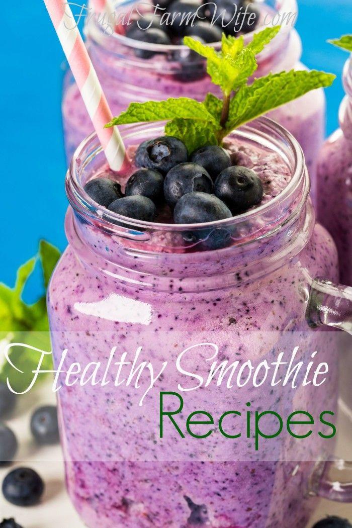 Healthy Smoothie Recipes Tropis Resep Smoothie Sehat