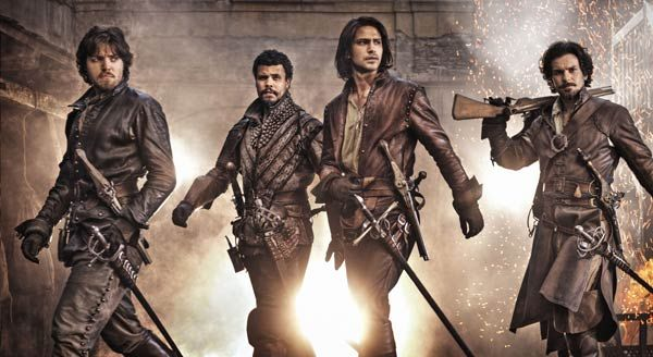 The Musketeers Series 1 Gallery – Cult Fix