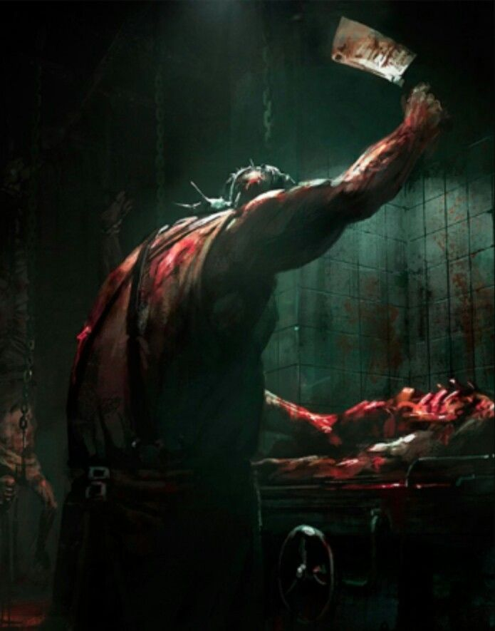 The Evil Within -Will