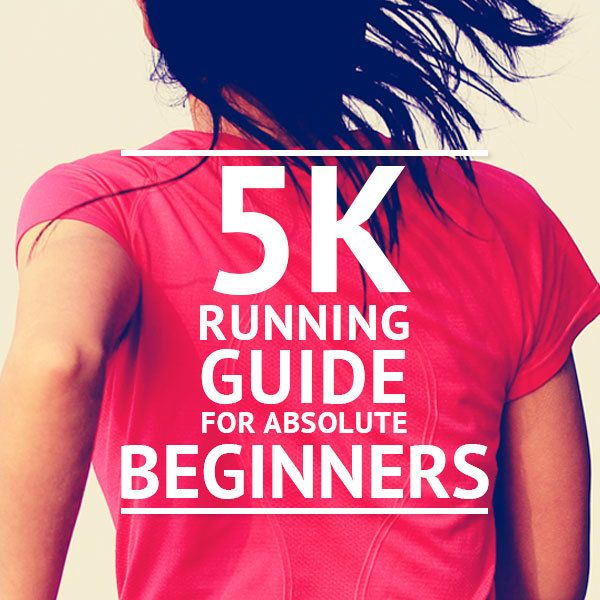 Raising money for a cause? Or just ready for something new? Try this 5K Running Guide for Absolute Beginners.