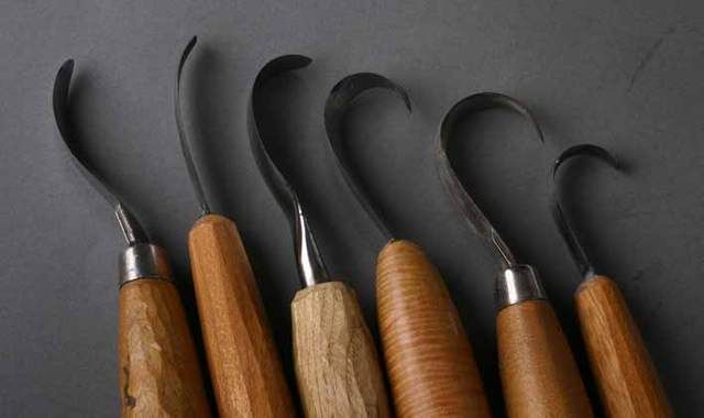 Which is the best spoon carving knife, hook knife?