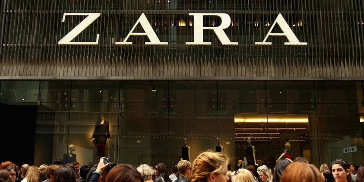 Zara Clothes in Istanbul Tagged to Highlight Labor Dispute - HarpersBAZAAR.com