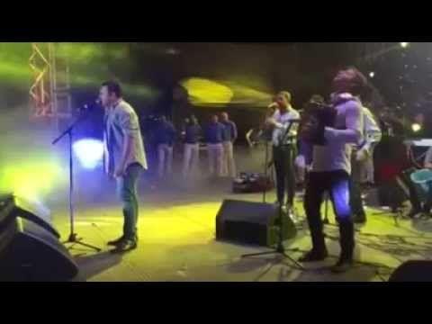 Mano a Mano Jean Carlos Centeno Y Jorge Celedon En Vivo