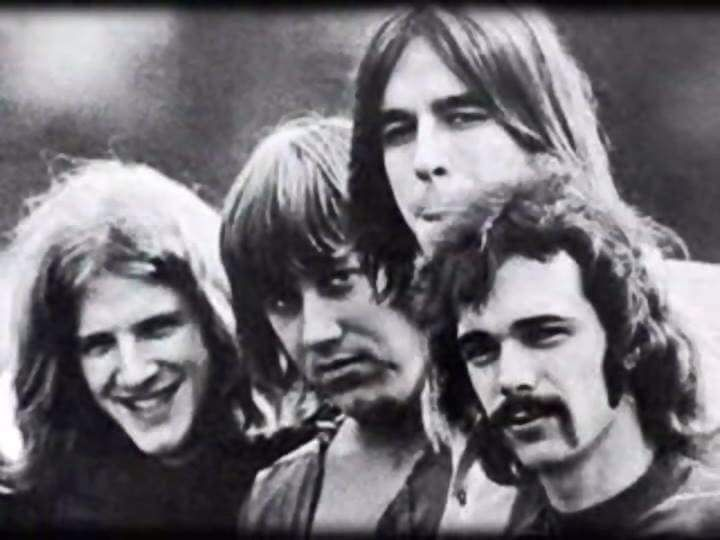 Lee Loughnane, Terry Kath, Walt Parazadiet and Danny Seraphine - Chicago